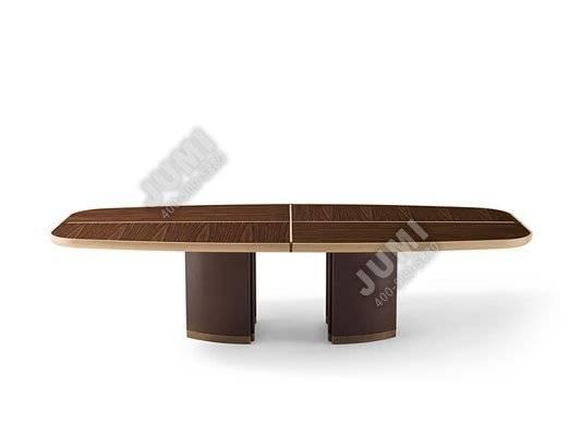 简约办公实木会议桌-hyz025
