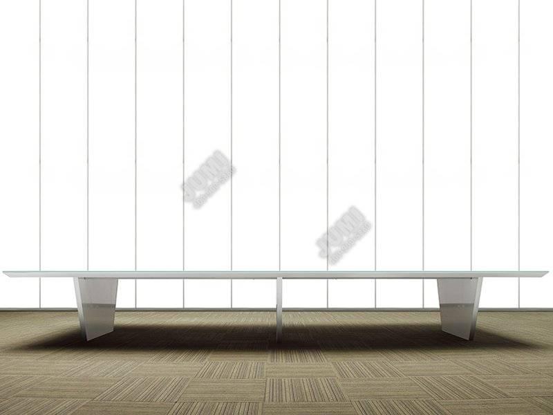 高档简约会议桌-hyz029