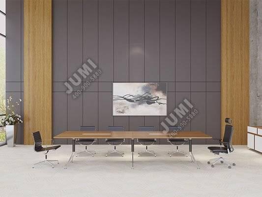 简约会议桌-hyz035