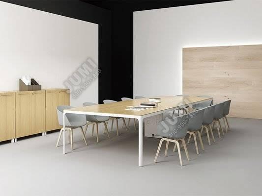 时尚办公会议桌-hyz036