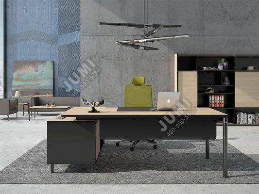 经典板式经理桌 dbt-110