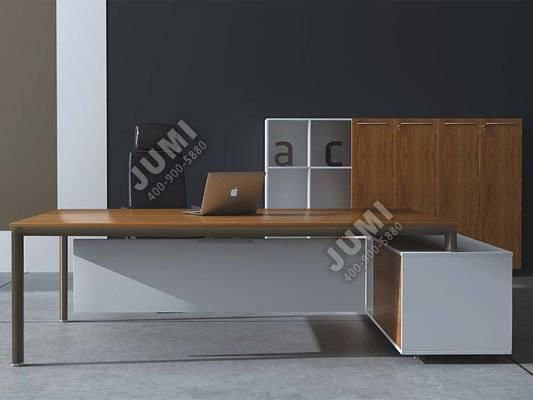 简约板式经理桌 dbt-111