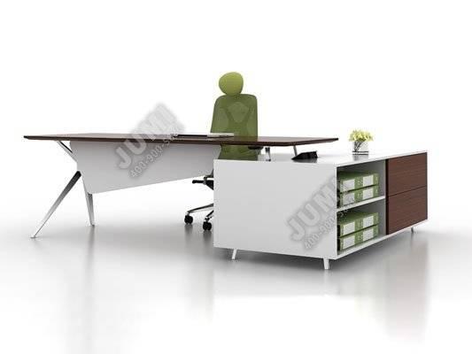 时尚型板式经理桌 dbt-113