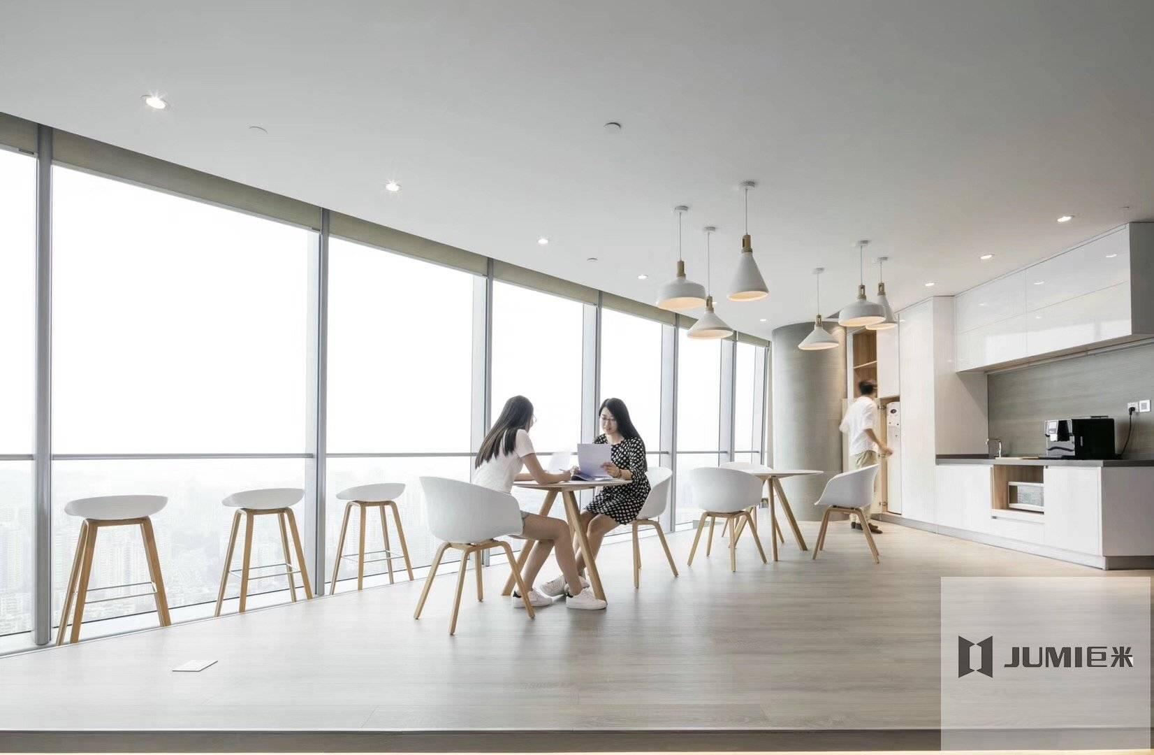 <b>巨米家具案例欣赏:香港中银</b>