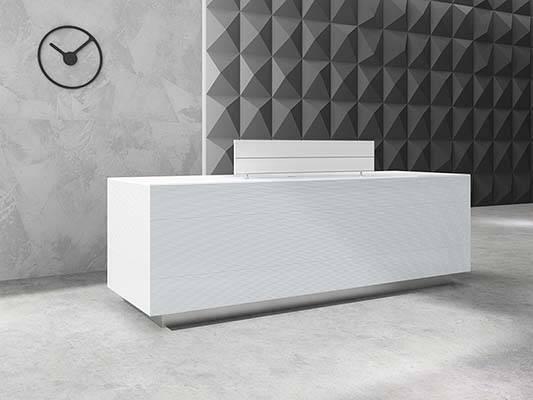 公司柜台银行前台柜台设计-qt003