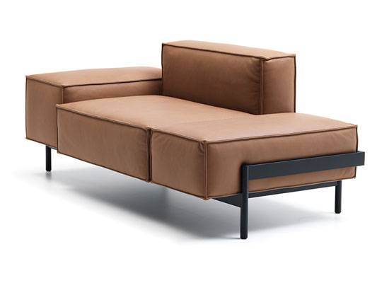 真皮沙发休闲沙发办公沙发-sf060