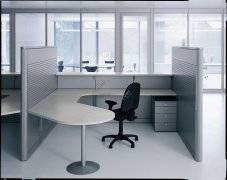 办公室隔断应该怎么设计?应该注意什么?