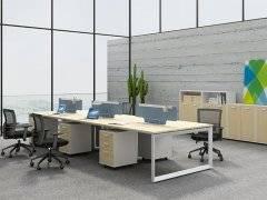 深圳巨米家具盘点板式办公家具的特点