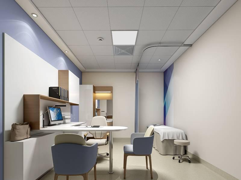 办公家具案例欣赏:霍尔果斯人民医院