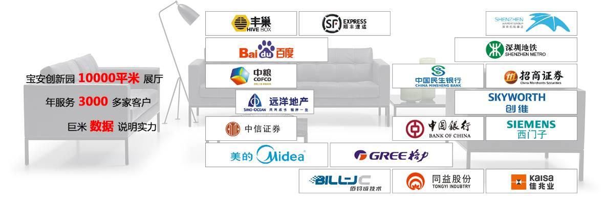 深圳巨米办公家具